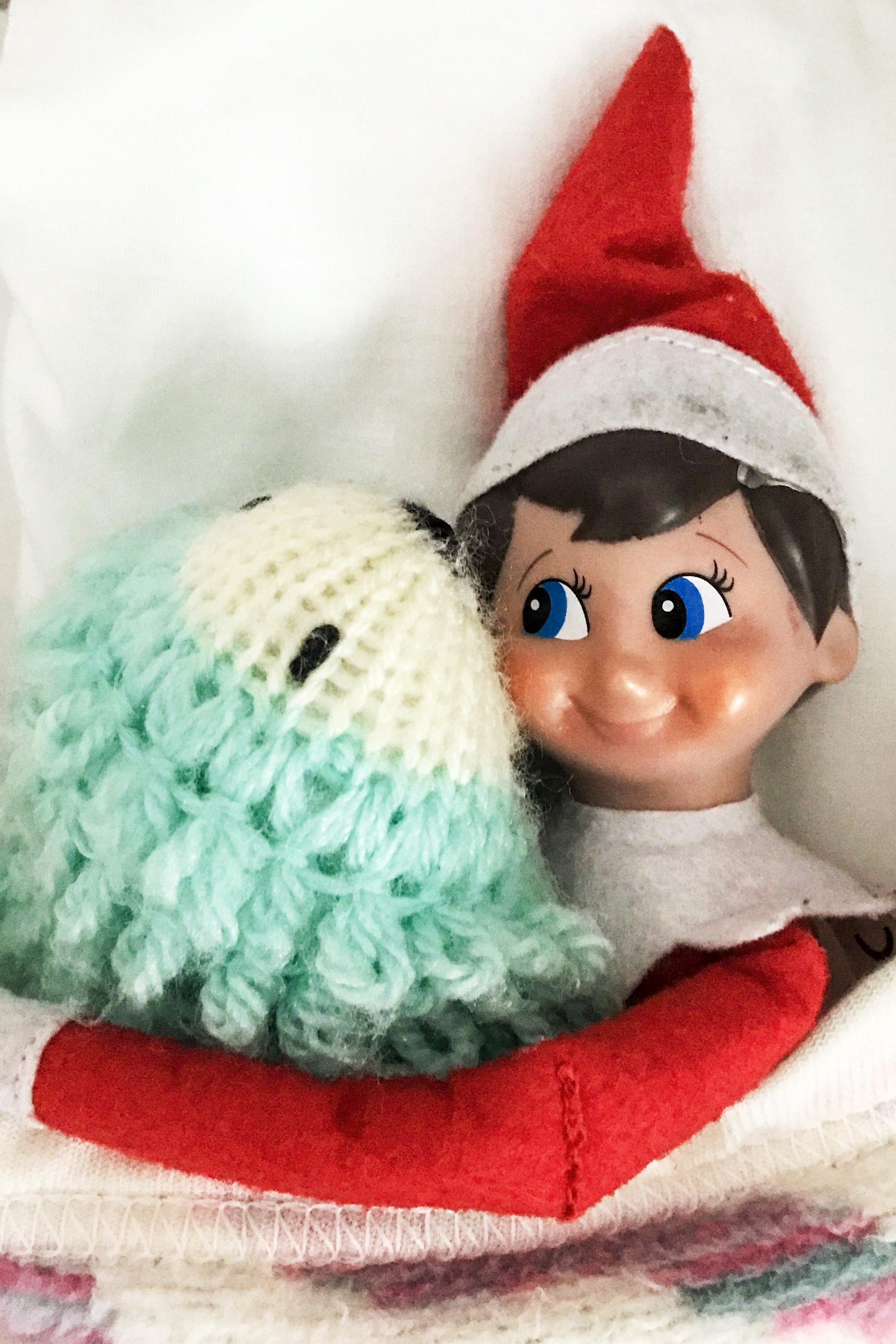 5 Easy Elf On The Shelf Ideas Oh So Kel