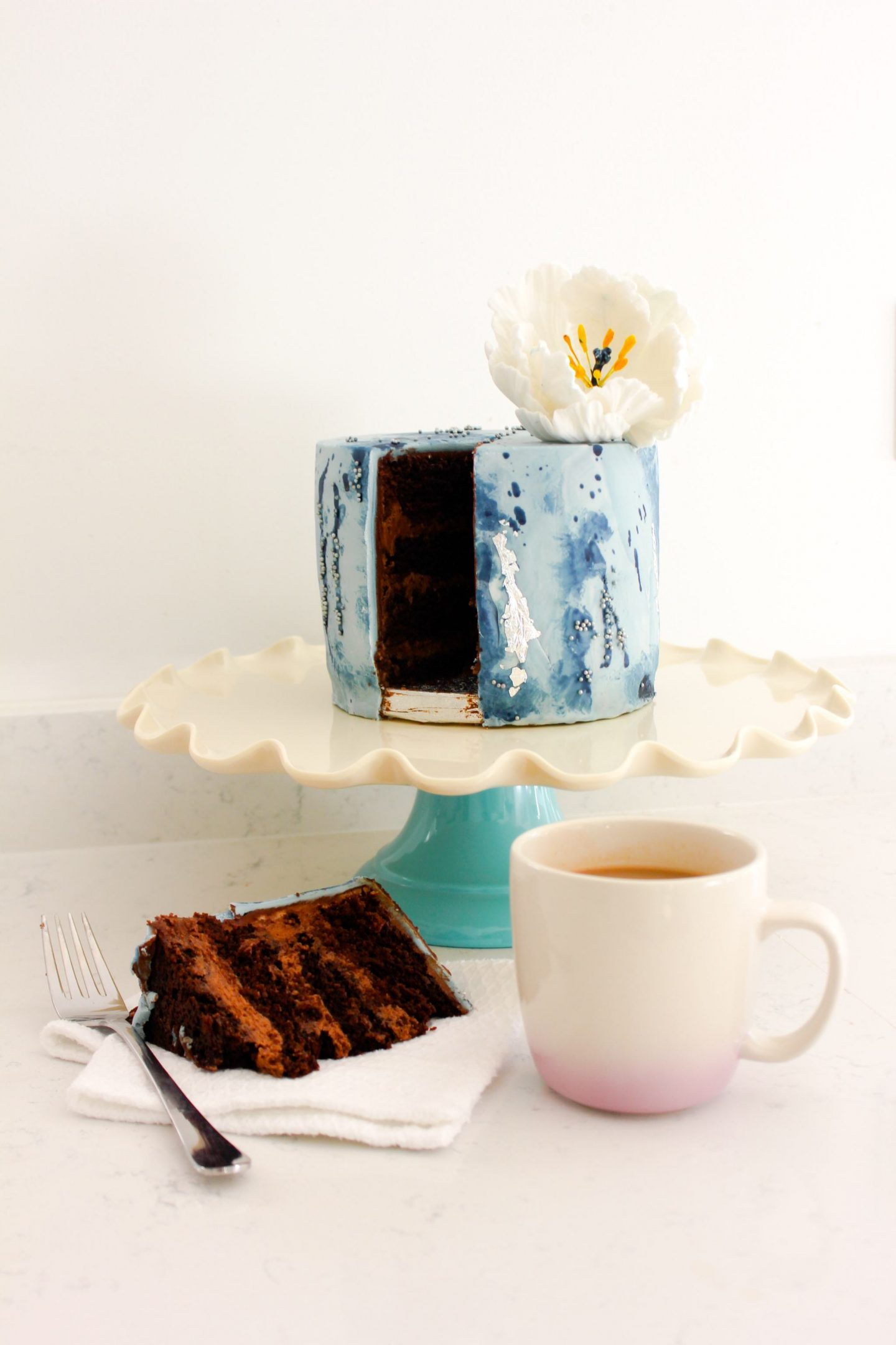 Great British Bake Off chocolate cake recipe
