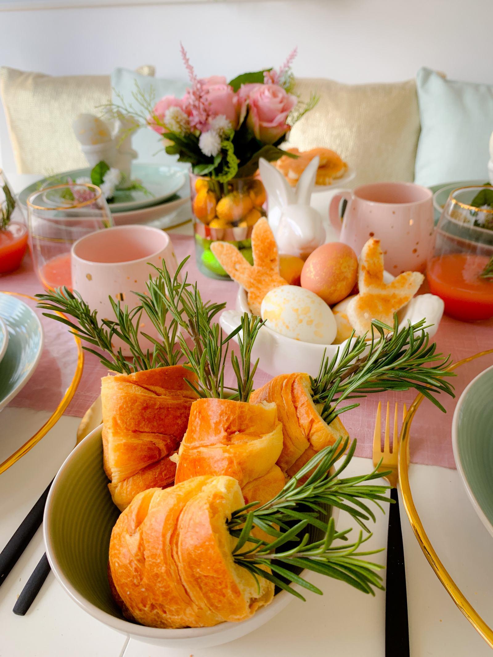 Easter theme breakfast ideas