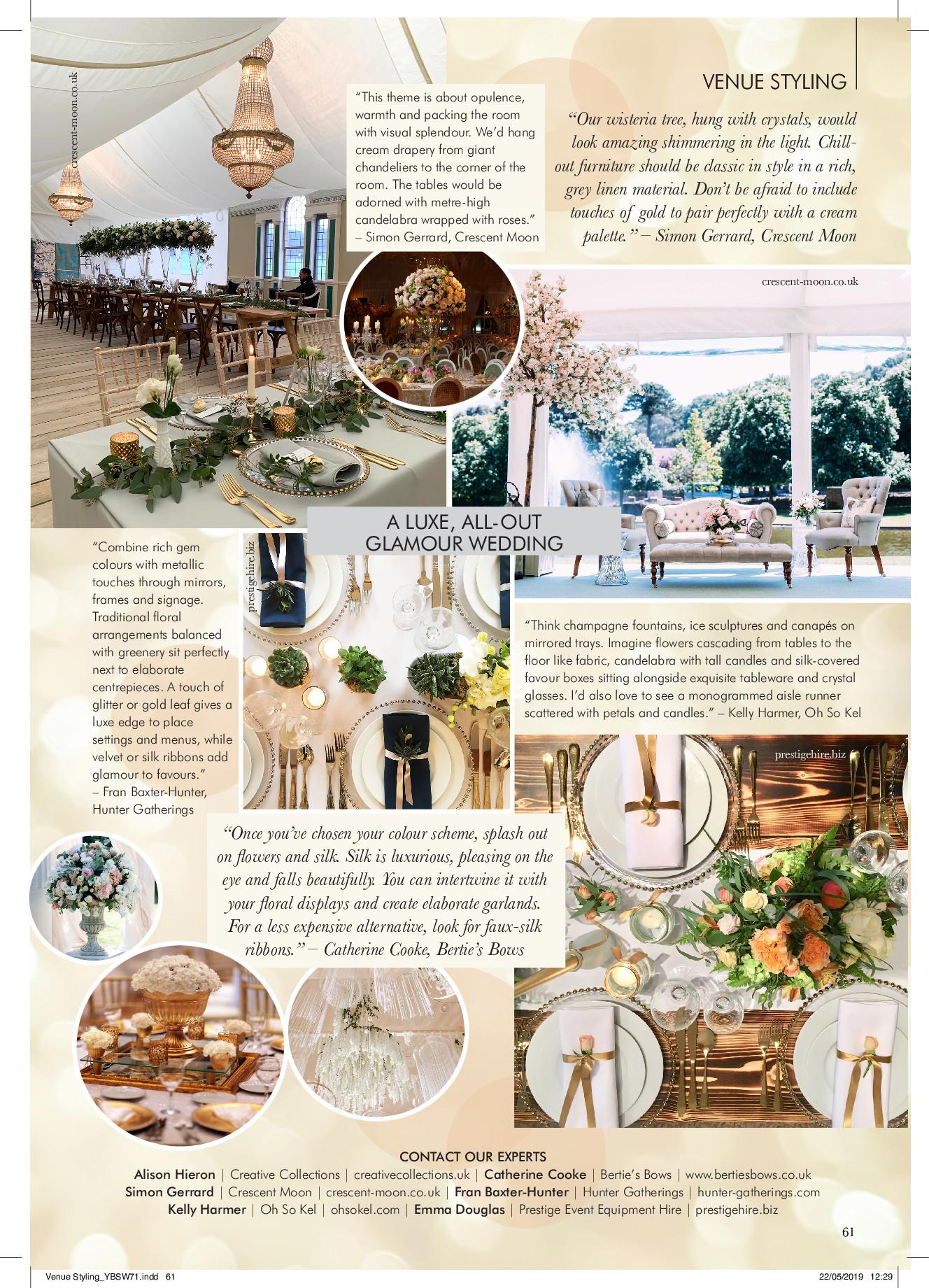 Super Luxe Wedding