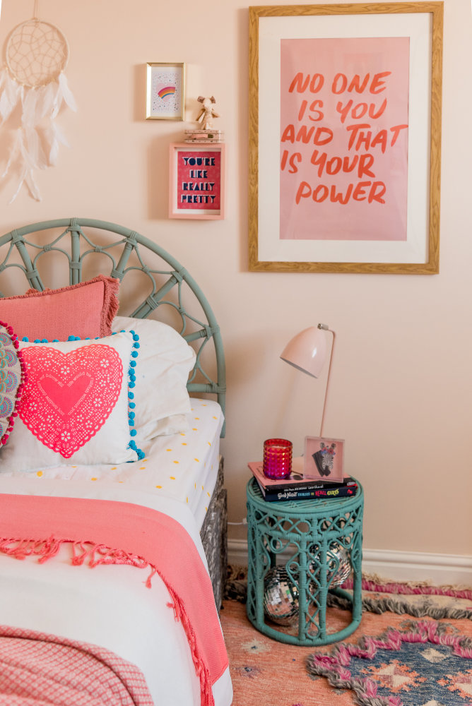 OLDER GIRL'S BEDROOM TOUR