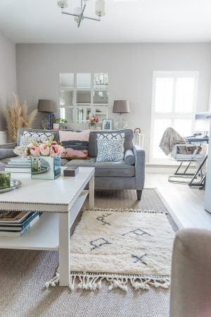 5 top tips for choosing and layering rugs