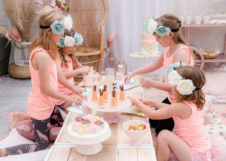 Boho Garden Birthday Party