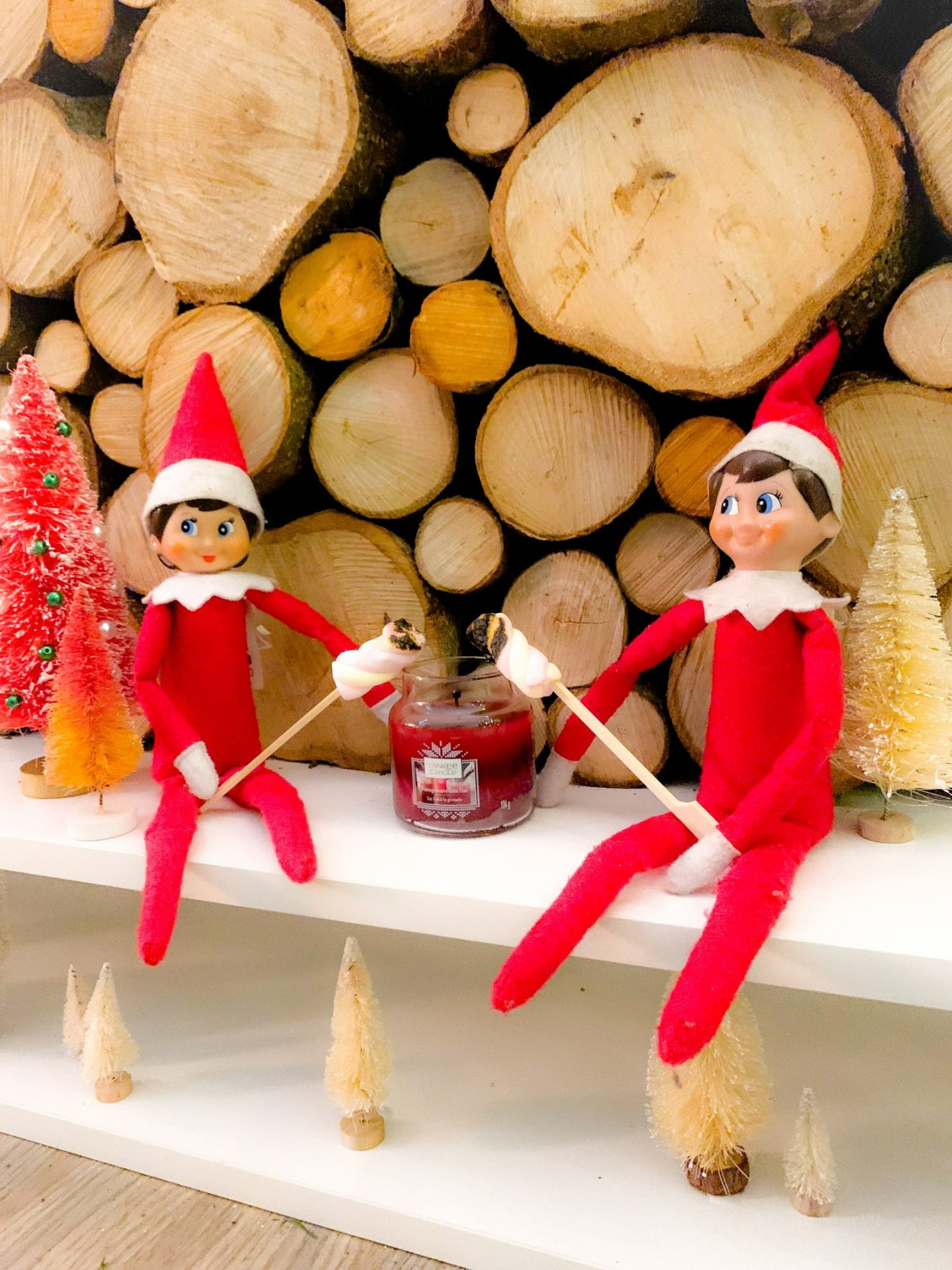 20 EASY ELF ON THE SHELF IDEAS