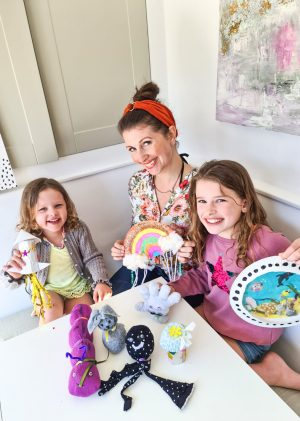 Free online kids craft sessions