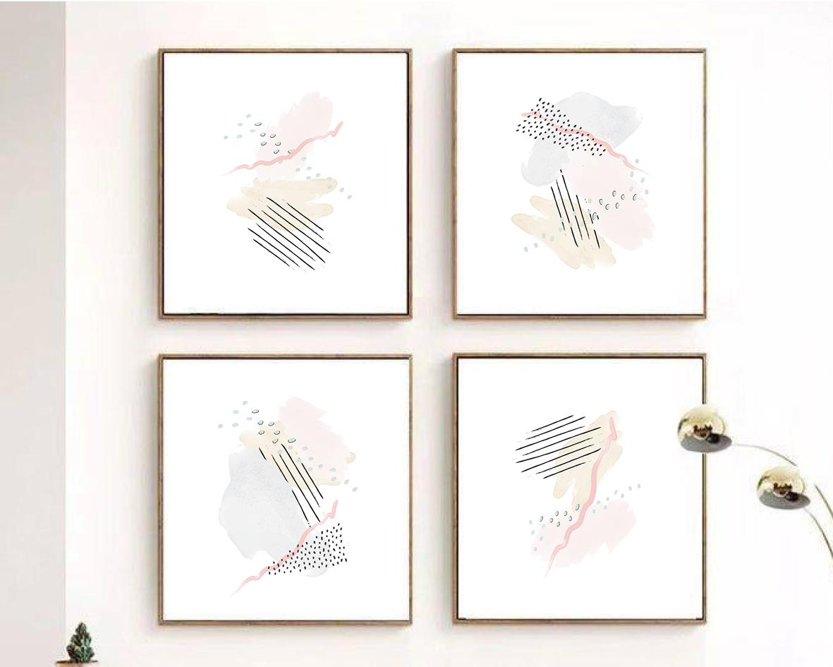 OSK - Abstract Art Prints
