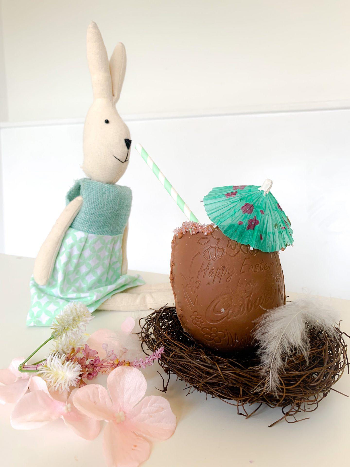DIY Edible Easter Drinks Cups
