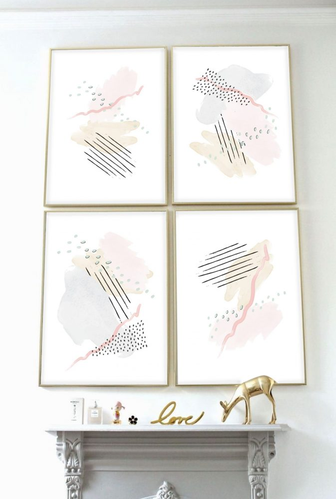 Oh So Kel Art Prints Collection