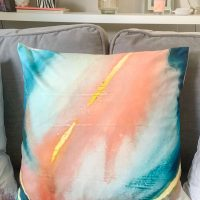 OSK Abstract Cushion Cover