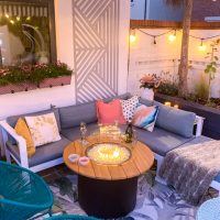 Garden Makeover with Outback Fire Pit