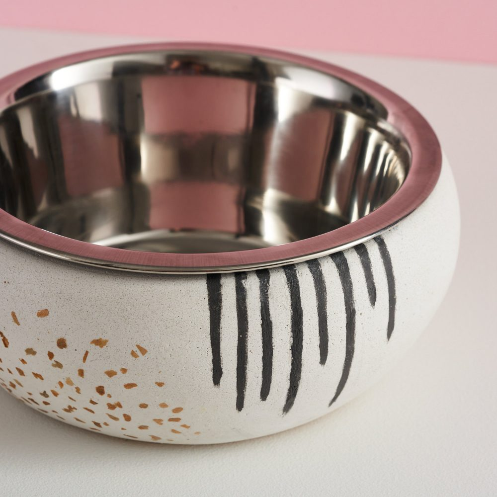 OSK Cosmo Pet Bowl