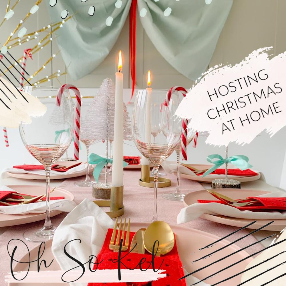 OSK hosting christmas website shop image
