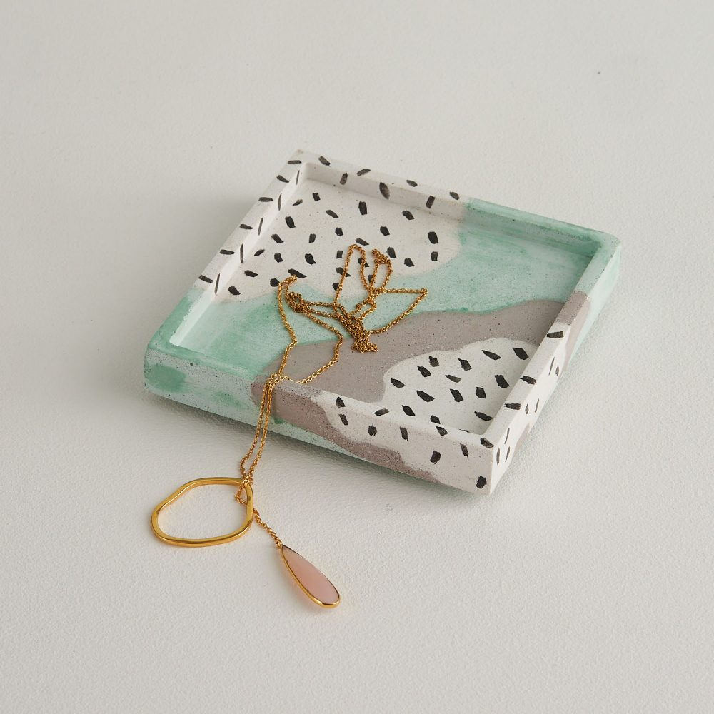 OSK Exclusive Collection trinket tray