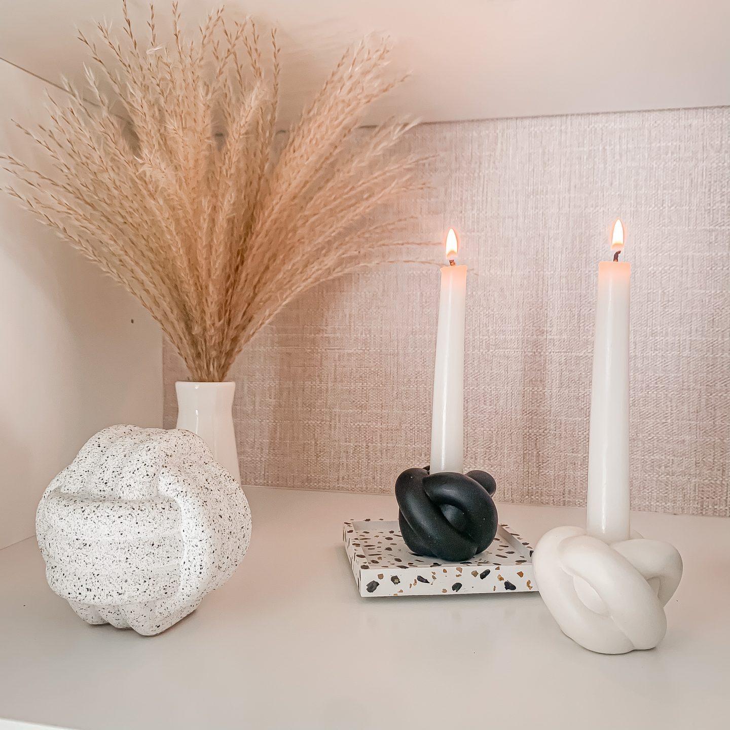 BRINGING THE KNOT TREND INTO YOUR HOME